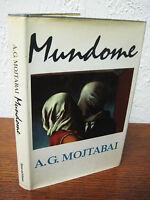 1st/1st Printing Mundome A.G. Mojtabai Rare First Book Fiction