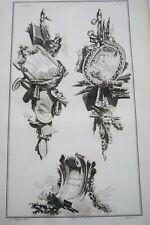 EAU FORTE JEAN CHARLES DELAFOSSE-VOYSARD AUTORITE ET DOCTRINE-TROPHEES 1772