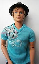 Barbie Mattel Collector RYAN Ken Doll Collector a. Fashionistas Konvult Sammlung