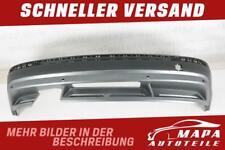 VW Tiguan II 5NA R-LINE Bj. ab 2015 Stoßstange Hinten unten Diffusor Original