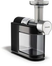 Philips Avance Collection Slow Juicer HR1947/30 Entsafter Micromasticating
