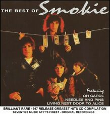 Smokie - The Very Best Greatest Hits Collection - RARE 1997 Release 70's Pop CD