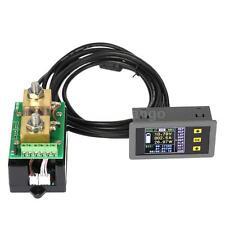 DC 0.01-400V 0.1-300A Digital Ammeter Voltmeter Capacity Watt Power Meter M1O3
