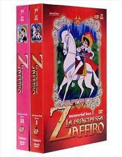LA PRINCIPESSA ZAFFIRO SERIE COMPLETA IN 10 DVD - BOX 1-2