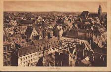 Ansichtskarte 1929 Stempel 2. Bundesfest Arbeitersport Juli NÜRNBERG