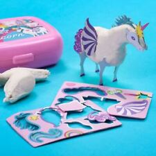 Putty in My Pocket  Make your own Unicorn Figure with Push out Templates
