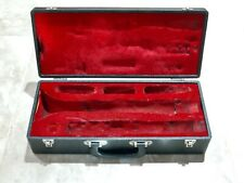 Vintage Clarinet Case, Compact Size
