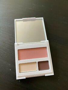 Clinique All About Shadow TRIO Colour Surge Eye DUO Quad Blush Powder w/ Mirror