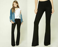 DressNStyle Designer GUESS JEANS Stretch Black Office Casual Pants
