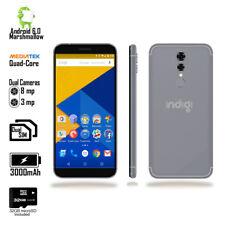 "Unlocked 4G LTE QuadCore Android SmartPhone (5.6"" + 1GB RAM + 32gb microSD)Black"