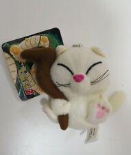 14cm Dragon Ball Z White Cat Hermit Master Figure Toy Korin Karin Cat Neko