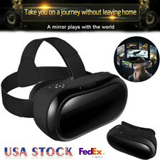 Virtual Reality Movie Glasses VR Gaming Headset For Reality3D PC Connect By HDMI
