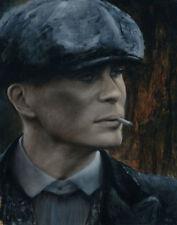 Originale künstlerische Malereien als Original der Zeit Porträts & Personen Öl