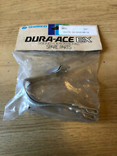 NOS Shimano Dura Ace EX Toeclip Set, Large, New Unused In Packet