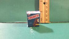 Barbie 1:6 Miniature Kitchen Food Box of Nestles Crunch Ice Cream Bars