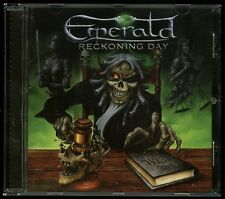 Emerald Reckoning Day CD new Pure Steel Records