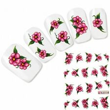 Nagel Sticker Aufkleber Nail Art Tattoo Flower Blume Neu!