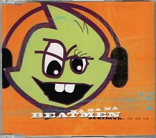 BEATMEN - Na na na -CDM- 1995 - CD MAXI - GERMANY Hard Trance