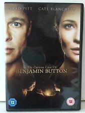 The Curious Case of Benjamin Button DVD (2009) Brad Pitt