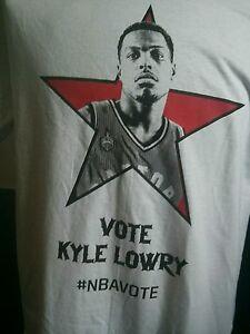Toronto Raptors SGA Kyle Lowry T-shirt NBA