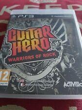 Guitar Hero 6: Warriors of Rock (Sony PlayStation 3, 2010) -