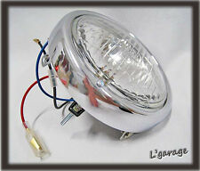 [LG109] HONDA PASSPORT C70 C90 COMPLETE HEAD LIGHT UNIT 12V (C)