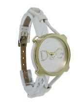 Dolce & Gabbana Time DW0842 Women's Petite Analog White Spaghetti Leather Watch