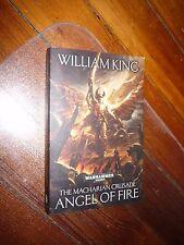 The Angel of Fire (The Macharian Crusade Warhammer 40,000) William King