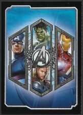 MARVEL - THE AVENGERS - STICKER COLLECTION - No - A5 - THE AVENGERS - By PANINI
