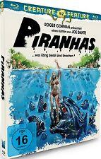 PIRANHA - Blu Ray Disc - Limited Edition in SlipCase