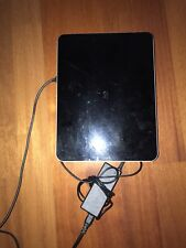 Sony NSZ-GT1 Blu-Ray Disc Player WiFi Google TV InternetTV Power Supply Cable