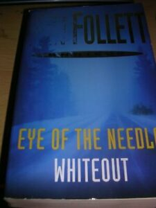 EYE OF THE NEEDLE WHITEOUT by Ken Follett Book The Cheap Fast Free Post