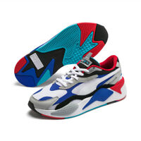 Puma Mens RS-X3 Puzzle Lace Up Trainers Sneakers Gym Sports Running Shoes