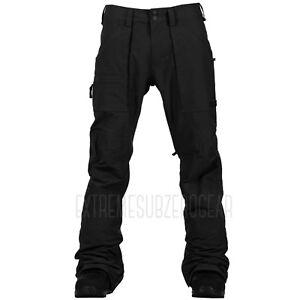 BURTON Mens 2018 Snowboard Snow - Southside Pant - True Black