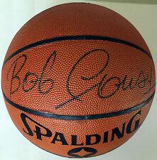 Bob Cousy Boston Celtics Auto Signed Basketball COA