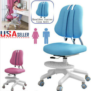 Ergonomic Design Kids Learning Chair Sitting Posture Correction Desk Chair
