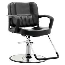 Professional Hydraulic Salon Barber Styling Chair Black Beauty Equipment CP2287