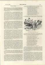 1894 Bayonet Exercise On Board Us Cruiser Chicago