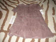 NWT NEW BOUTIQUE ISABEL GARRETON GIRLS 5 TAUPE DRESS