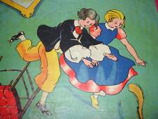 ENFANTINA / L'ÉCUREUIL  d'après la comtesse de Ségur Imprimé en Belgique 1937