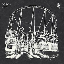 TOSCA - J.A.C., JAC, 2005 CD, Richard Dorfmeister, Rare Textured Book Cover, NEW