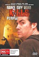 Some Guy Who Kills People DVD (2012) Kevin Corrigan Serial Killer Black Comedy