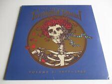 Grateful Dead Best of the Grateful Dead V2 1977-89 Translucent RED Vinyl 2017NEW