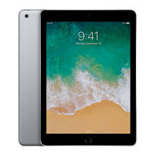 Apple iPad (5. Generation) Tablet 32GB 9,7 Zoll Spacegrau Wifi Wie Neu