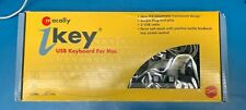 Macally iKey4 USB Keyboard for Final Cut Pro - Vintage - Rare