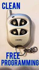 CLEAN AUTOSTART KEYLESS REMOTE CONTROL CLICKER HDR FOB TRANSMITTER EZSNAH2505