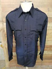 7b4bef88 Flying Cross Police, EMT, Firefighter Uniform Men's L/S Shirt Size 18,