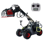 New 1/14 Scale Hydraulic RC Telescopic Forklift Free Shipping