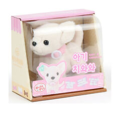 MimiWorld Chihuahua Pet Doll Cute Sounding and Moving Dog Toy for Kids