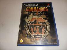 PlayStation 2  PS 2  Commandos 2: Men of Courage